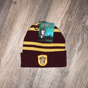 Other - 🆕 Harry Potter || Gryffindor Red & Gold Beanie